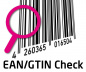 Preview: EAN / GTIN Check e.g. according to 3B criteria for ALDI