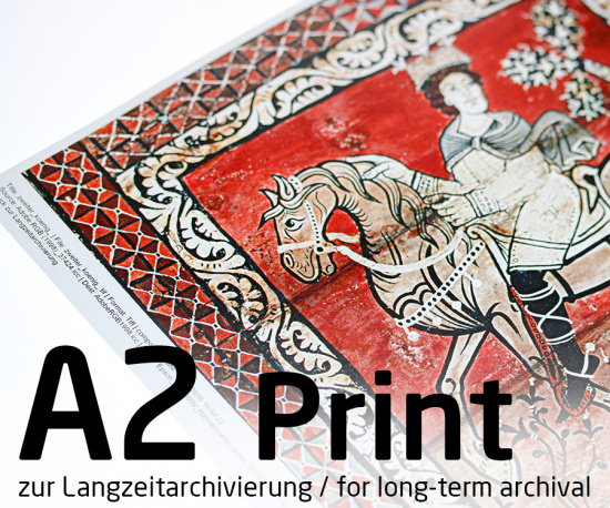 DIN A2 prints for long-term archiving