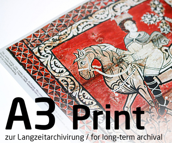 DIN A3 Prints for long-term archival of photographs