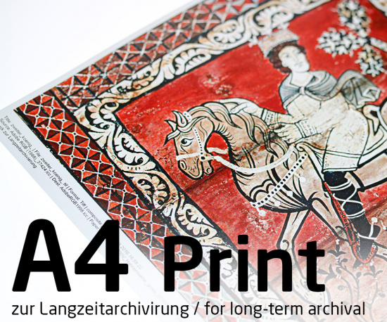 DIN A4 Prints for long-term archival of photographs