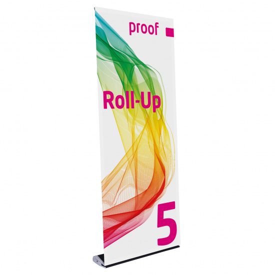 proof.de colour-binding Roll-Up 5 single