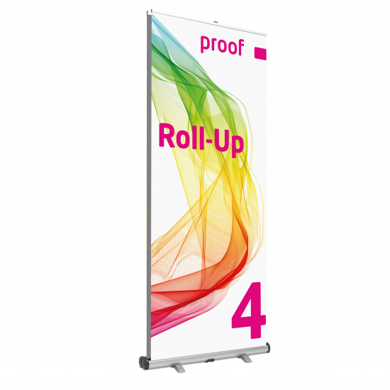Proof.de color binding Roll-Up 4 in Contract Proof Quality - front